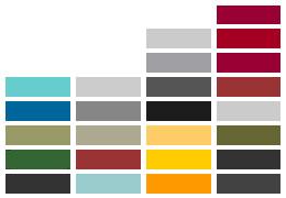 Цветовая гамма Rannila